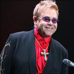 Elton John Calls Madonna a Stripper