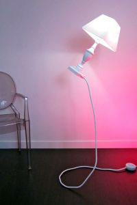 Design of Floating Lamp