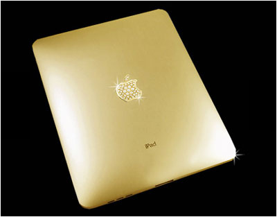 Apple Gold iPad 2