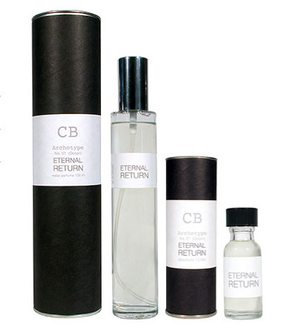 Christopher Brosius new fragrances