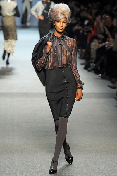 Parish Fashion Week: Jean-Paul Gaultier