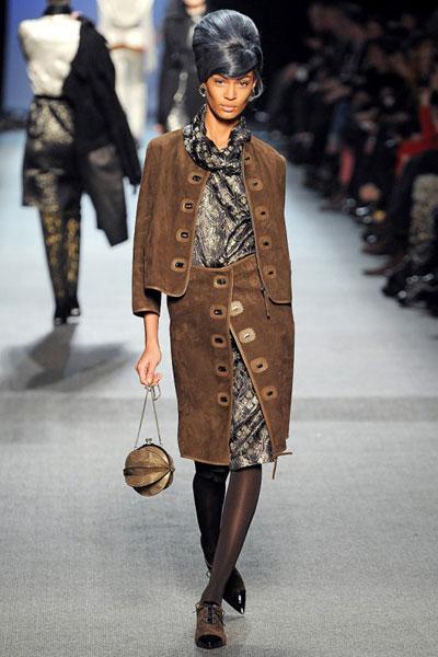 Parish Fashion Week: Jean-Paul Gaultier