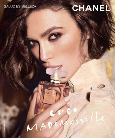Chanel Coco Mademoiselle fragrance