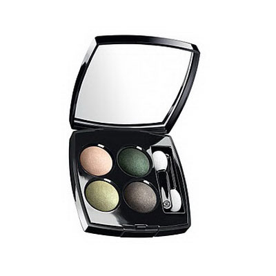 Chanel Summer 2011 Makeup Collection, eyeshadows