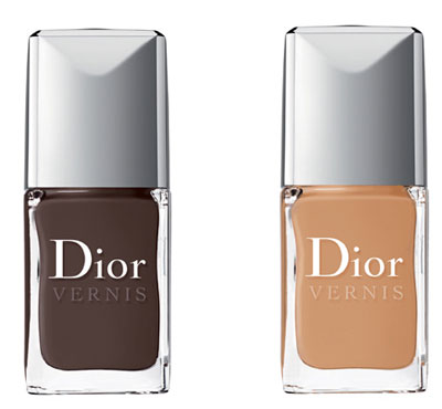 Mitzah Bricard Makeup Collection from Dior, nail polish