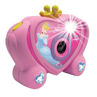 Princess Digital Camera for Girls