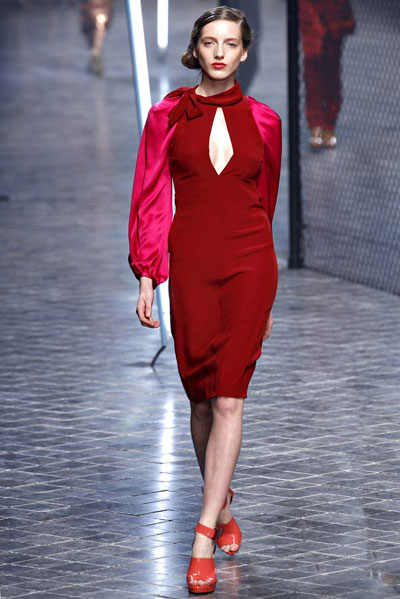Paris Fashion Week: Sonia Rykiel Collection 2011