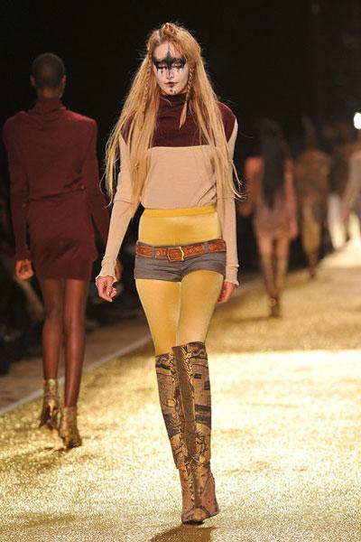 Paris Fashion Week 2011: Vivienne Westwood