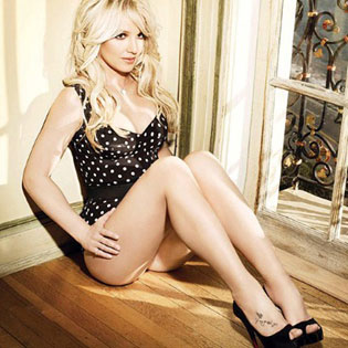 Britney Spears for Femme Fatale