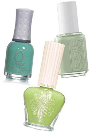 Trendy Nail Polish colors