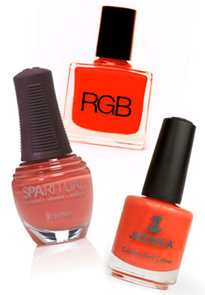 Trendy Nail Polish colors