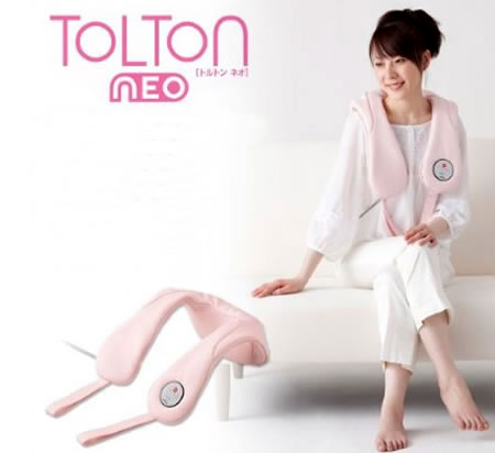 Neo Tolton Shoulder Massager