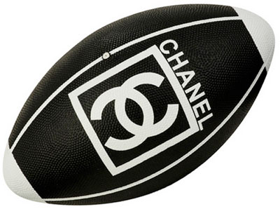 Chanel Rugby Ball