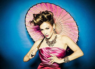 Jennifer Lopez for TOUS Jewelry