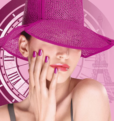 Vernis 10 Jours nail polishes by Bourjois
