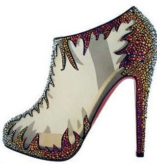 Christian Louboutin Shoes Collection Fall 2011
