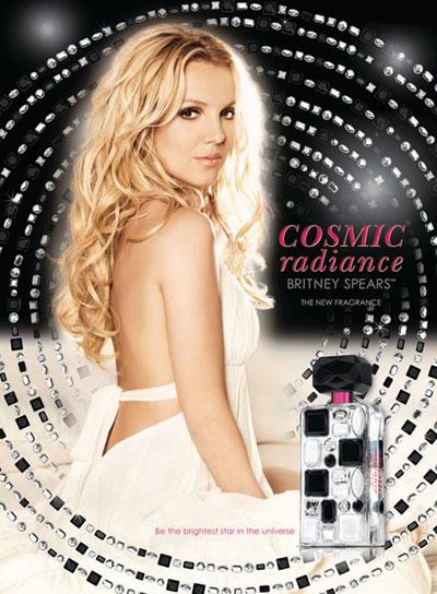 Britney Spears' Cosmic Radiance Perfume