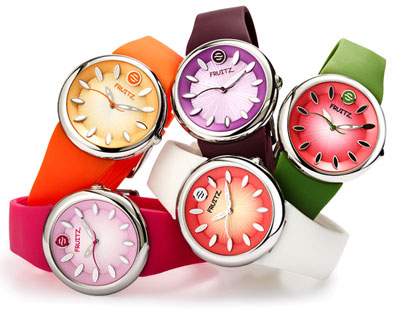Fruitz watches by Philip Stein