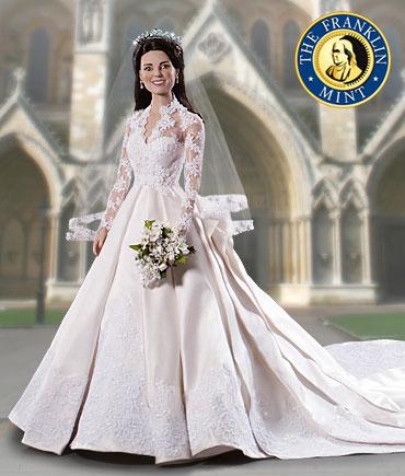 Bride Doll by Franklin Mint