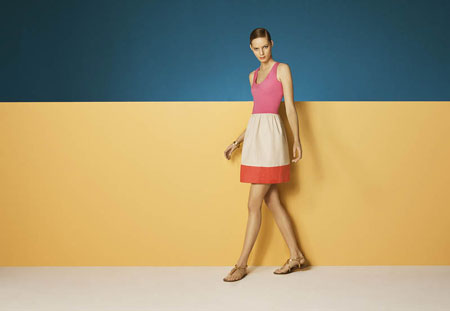 Massimo Dutti Lookbook May 2011