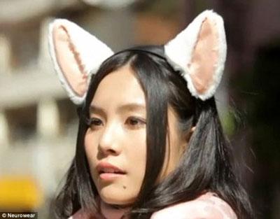 Neurowear Necomimi Cat Ears