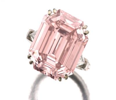 10 Carat Pink Diamond