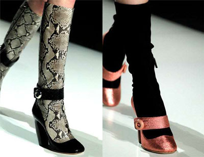 Prada Boots-Shoes