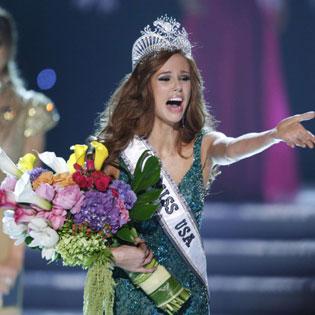 Miss America 2011, Alyssa Campanella