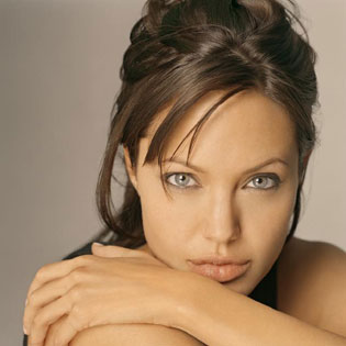 angelina jolie and breast implants