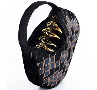 Diffus Design Solar Handbag
