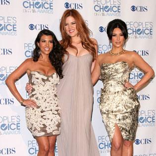 Kim, Kourtney, Khloe Kardashian