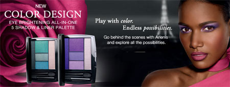 New Collection Lancome Color Design