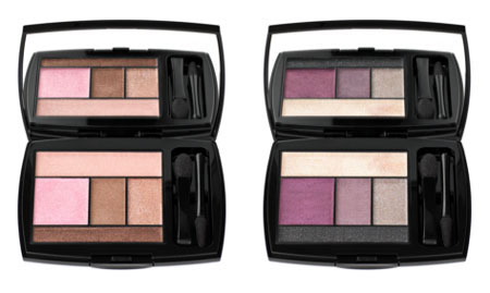 Lancome Sienna Sultry и Mauve Cherie