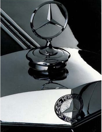 Mercedes-Benz car