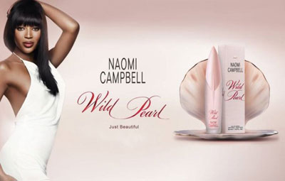 Wild Pearl Fragrance by Naomi Campbell