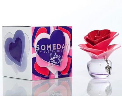 Justin Bieber's Someday Fragrance