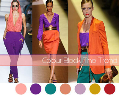 New Trend: Color Blocks
