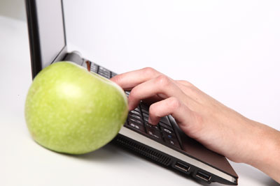 Internet, apple