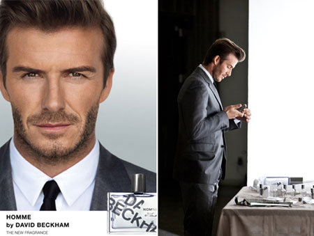 Homme Prefume by David Beckham