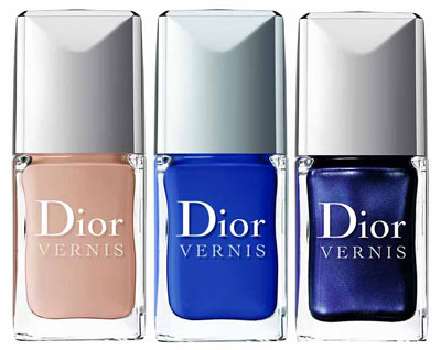 Fall 2011 Makeup Collection by Dior, nail polishes