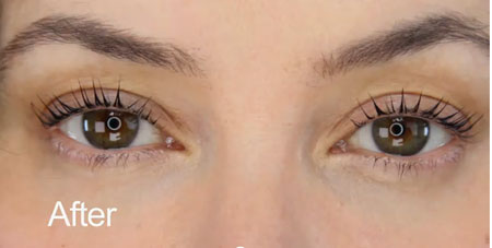 Lash Lift silicone curling