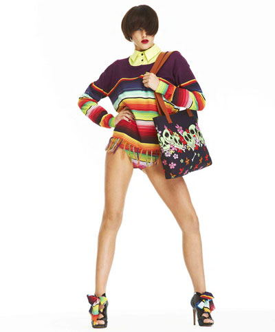 Resort 2012 Collection by House of Holland