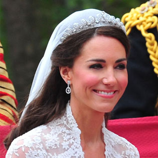 Makeup style of Kate Middleton