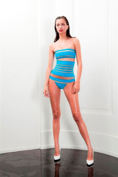 La Perla Collection by Jean Paul Gaultier