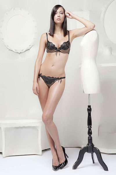 La Perla Underwear Collection by Jean Paul Gaultier