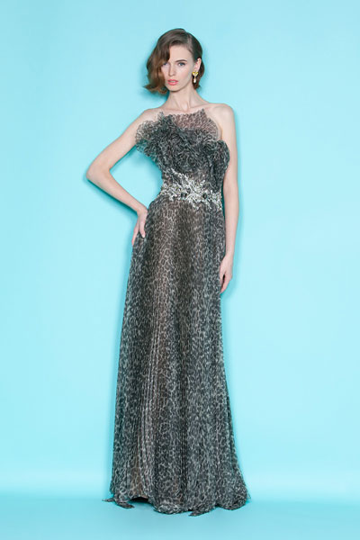 Marchesa Cruise Dresses