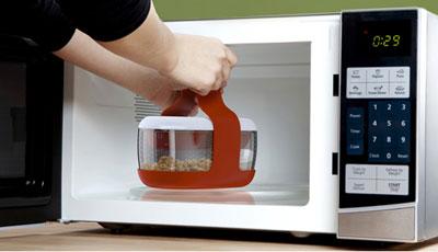 Nukit Microwave Steamer