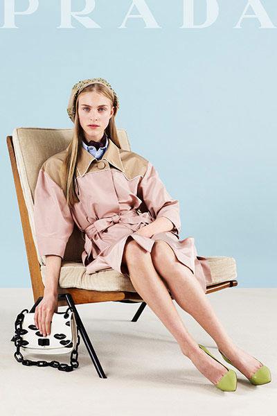 Prada 2012 Resort Collection