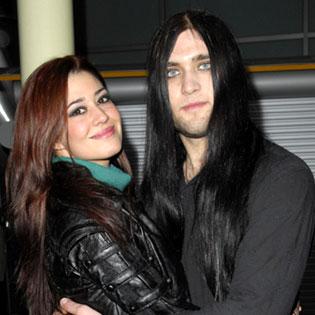 Weston Cage and Nikki Williams