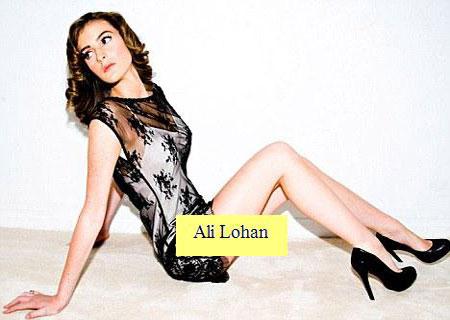 New Model Ali Lohan